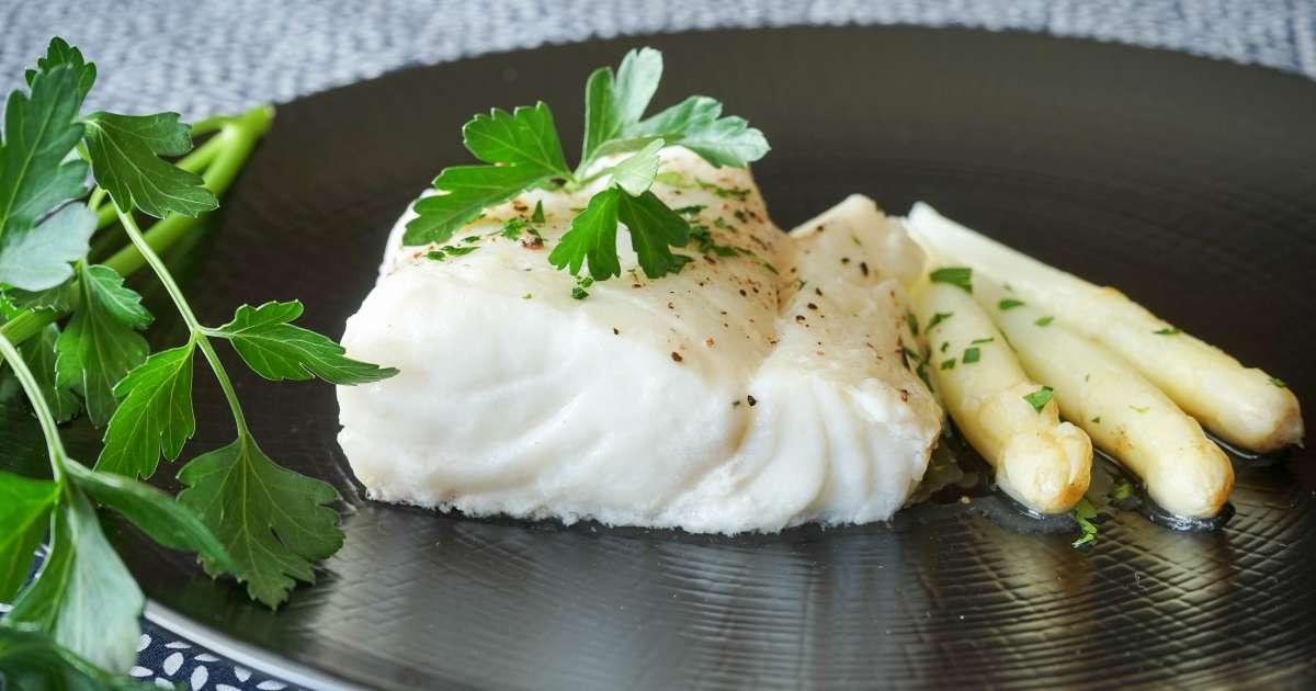 Dos de cabillaud vapeur recette du dos de cabillaud cuisson vapeur et beurre blanc recette - Cuisiner des dos de cabillaud ...