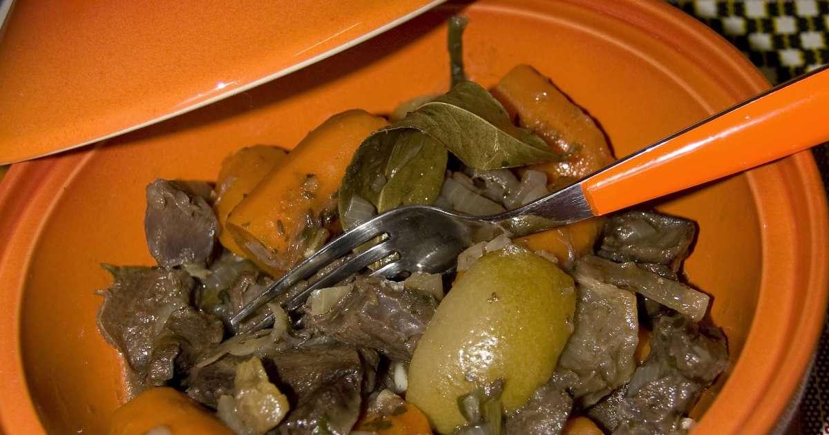 Tajine de coeur de boeuf recette par saint maux - Cuisiner le coeur de boeuf ...
