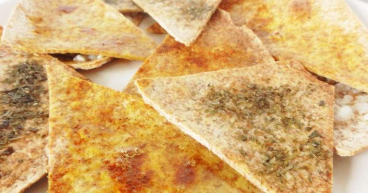 Recettes de chips au four id es de recettes base de - Chips fait maison au four ...