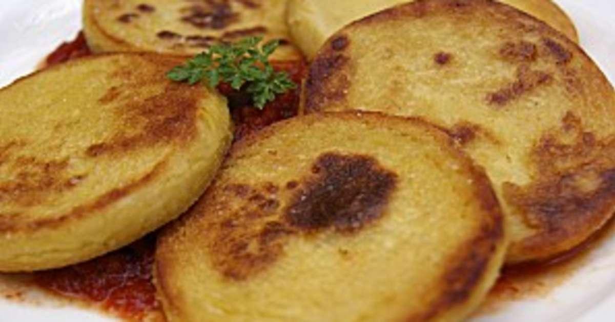 Panisse marseillaise recette par la p 39 tite cuisine de pauline - Cuisine marseillaise recettes ...