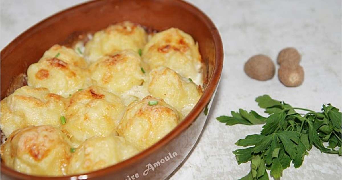 Boulettes de pomme de terre la hongroise recette par for Cuisine hongroise