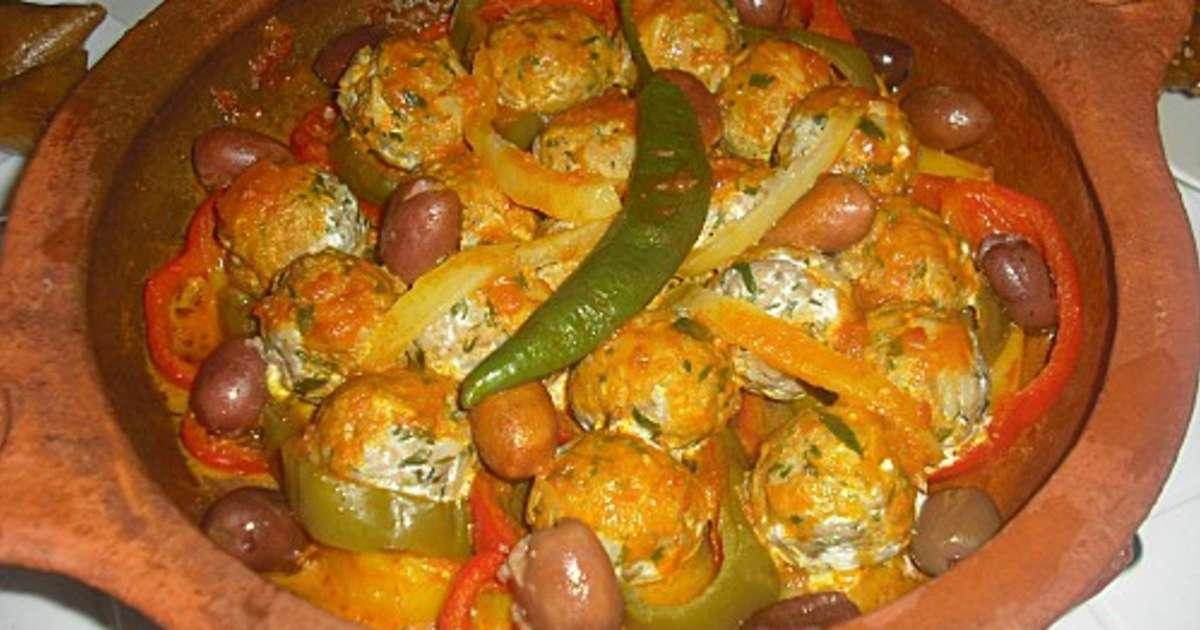 Tajine de boulettes de sardines recette par culinaireamoula - Comment cuisiner une dorade ...