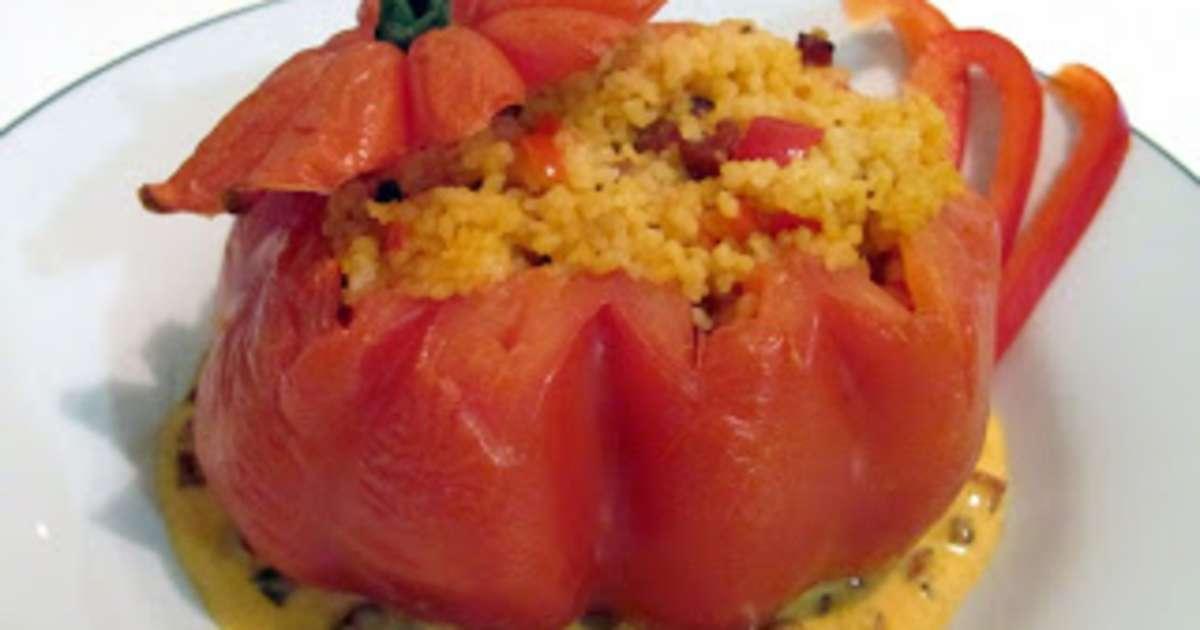 Recettes de coeur de boeuf et de tomates farcies - Cuisiner le coeur de boeuf ...