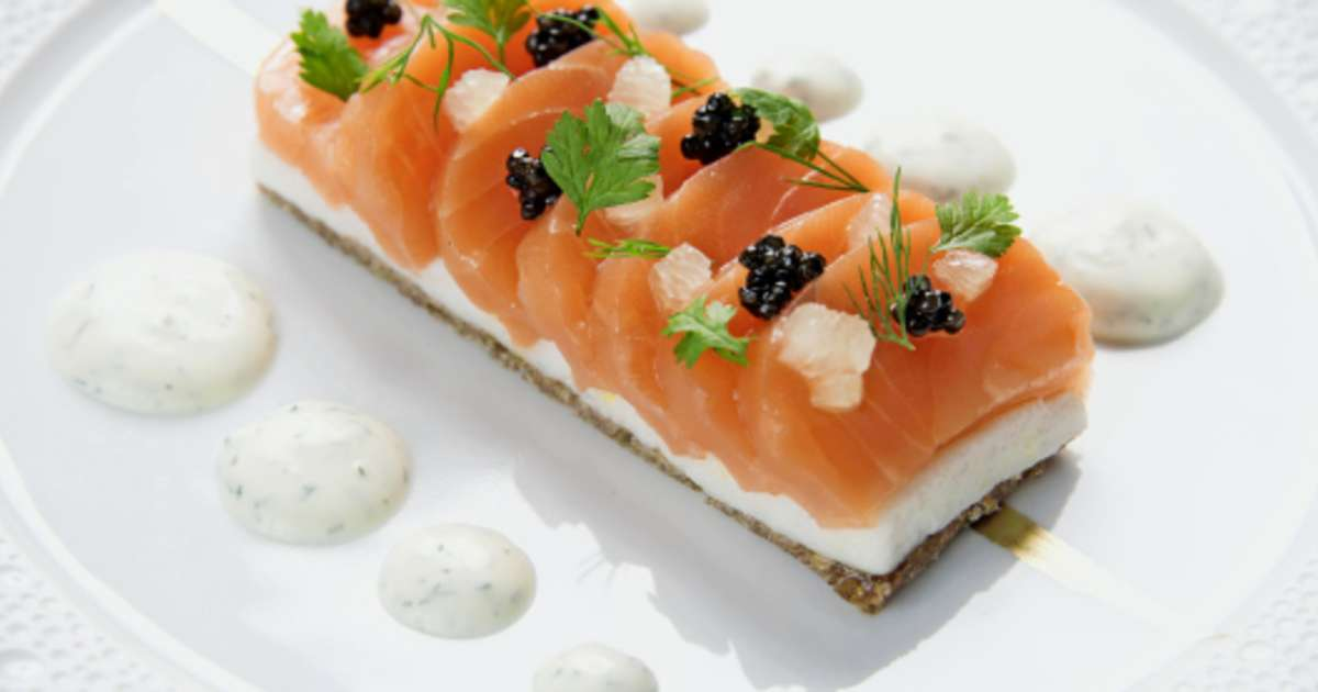 Comment a il n 39 est pas cuit mon saumon ceviche tartare fum le saumon on l 39 aime aussi - Comment cuisiner un pave de saumon ...