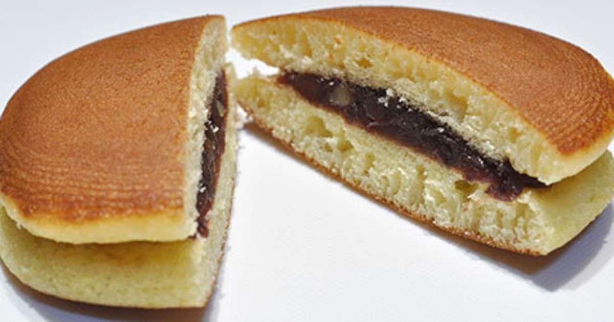 Dorayaki g teau fourr aux haricots rouges recette par - Cuisiner haricot rouge ...