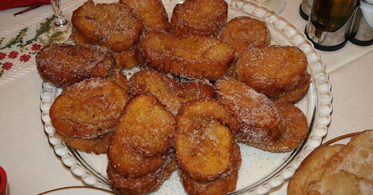 Rabanadas de no l pain dor recette par cuisine portugaise - Recette de cuisine portugaise avec photo ...