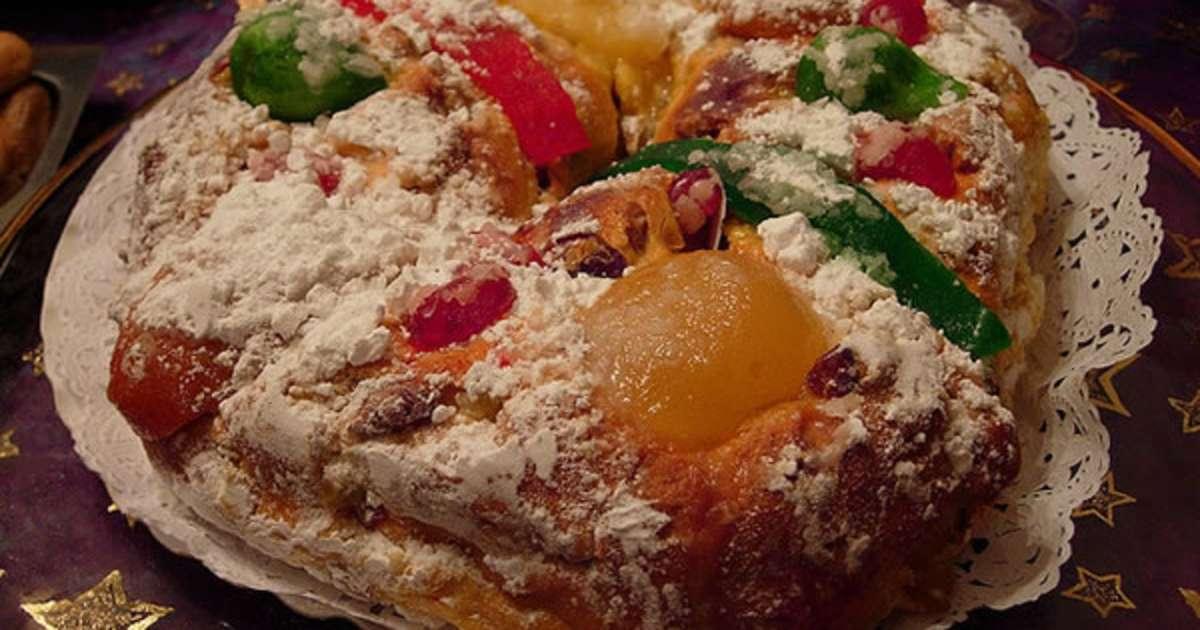 G teau roi traditionnel portugais recette par cuisine - Recette de cuisine portugaise avec photo ...