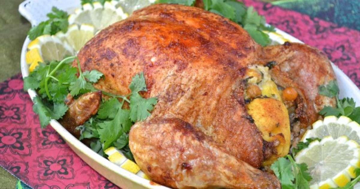 recettes de cuisine libanaise et de poulet