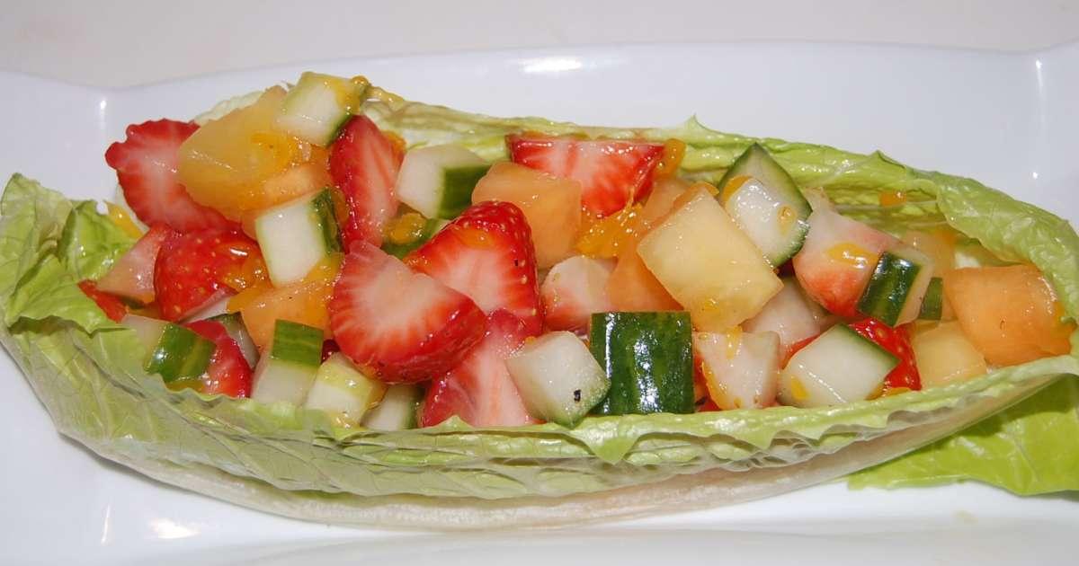Recettes de fruits et l gumes et d 39 entr e for Cuisiner une entree