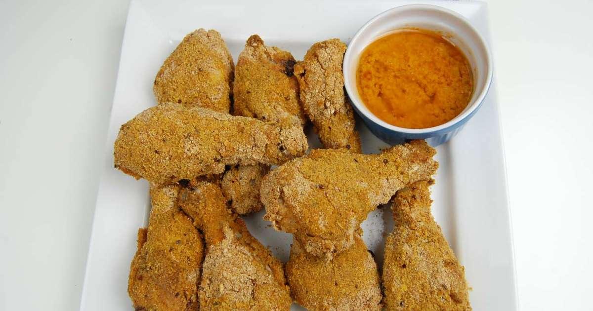 poulet style kfc sans friture recette par tchop afrik 39 a cuisine. Black Bedroom Furniture Sets. Home Design Ideas