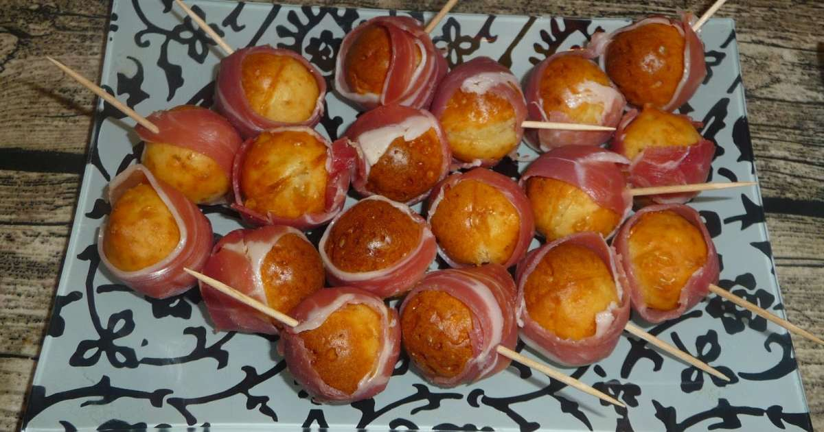 Cake Pops Sal S Raclette Recette Par Luly Cooker