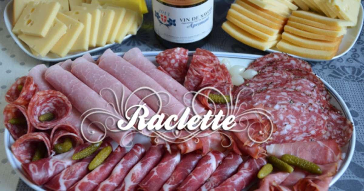 Des id es pour twister la raclette recette par turbigo for Idee de diner original