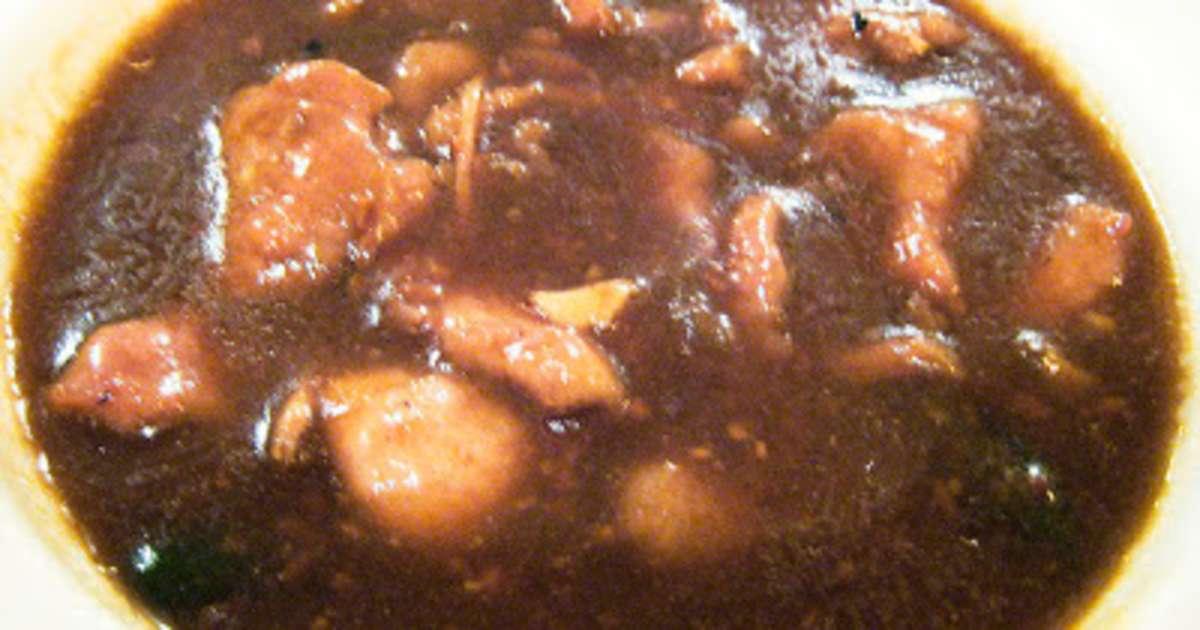 Gigot d agneau bonne femme recette par cuisine maison d 39 autrefois comme grand m re - Comment cuisiner un gigot d agneau ...