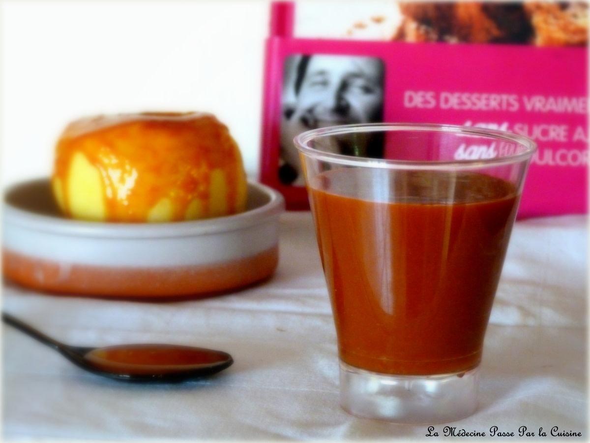 Caramel de pommes de Philippe Conticini
