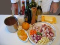 Réaliser la sauce bigarade