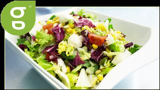 Salat Florenz (328 kcal)