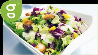 Salat-Wrap Siam