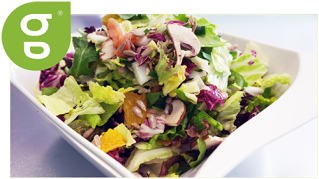 Salat Mitternachtssonne (432 kcal)