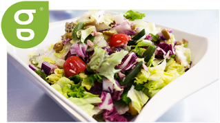 Salat Monaco  (437 kcal)