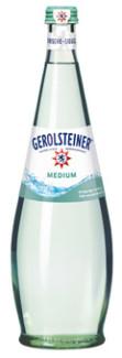Wasser Sprudel - Gerolsteiner Gourmet