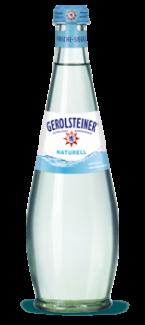 Wasser Naturell - Gerolsteiner Gourmet