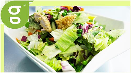 Salat Tirol (368 kcal)