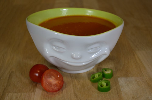 Tomate-Kokos-Suppe