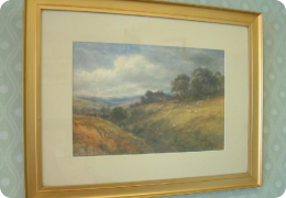 Henry James Loxley watercolour