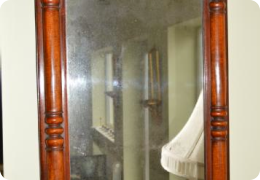 Georgian Pier mirror