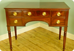 Small 19th Century Mahogany Sideboard