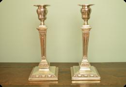 Adams style candlesticks