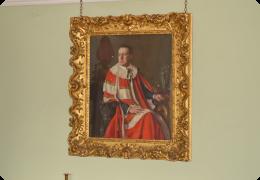Portrait of Viscount Cross
