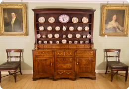 18th Century North Wales Dresser