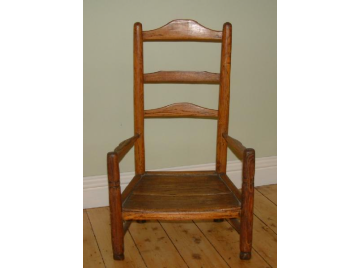 Child's country chair