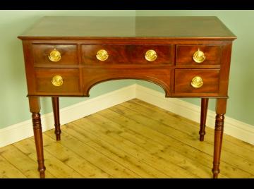 Small 19th Century Mahogany Sideboard