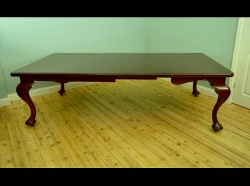 Victorian Mahogany dining table