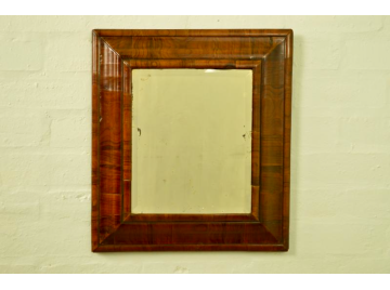 Early 18th Century Olive wood Mirror