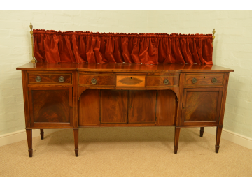 19th Century Mahogany Sideboard