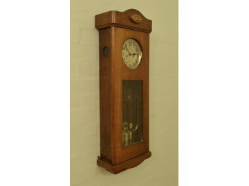 Gustav Becker Vienna Wall Clock