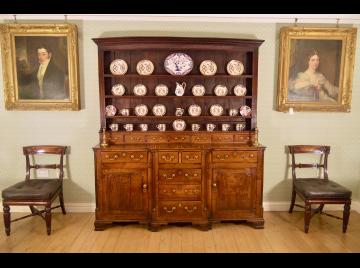 18th Century North Wales Dresser