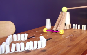 Build a Rube Goldberg Machine