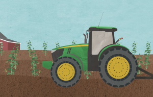 Build a Planting Machine