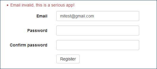 emailvalidation