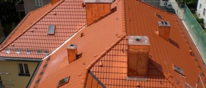 Dachdeckermeister Roberto Heilscher 01665 Diera-Zehren Steildach