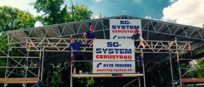 SG System Gerüstbau GmbH 09385 Erlbach-Kirchberg Ausbildungsbetrieb
