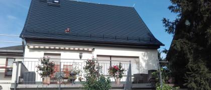 Dach- und Bauservice Aurich Thomas Aurich 04683 Naunhof Dacheindeckung Prefa