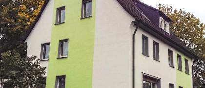 Malermeister Klaus Bergendahl 46238 Bottrop Fassade