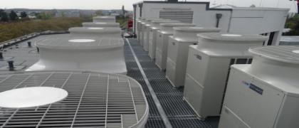 H+L Anlagenbau GmbH 64807 Dieburg Klimaanlage Bürogebäude