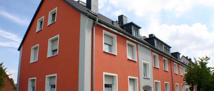 Malerwerkstätte Caspers GmbH & Co. KG 51381 Leverkusen Fassadenanstrich