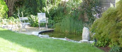 Peter Seeling Garten- und Landschaftsbau 82398 Polling Gartenteich